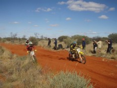 The Finke Desert Race