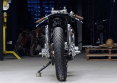 The Guy Next Door - Kerkus Cycles Suzuki GS550 via