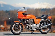The Laverda Jota 1000