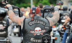 The McCook Outlaws Motorcycle Club is a 1%er Biker gang established out of Matilda`s Bar on old Route 66 in McCook, Illinois,  just outside Chicago in 1935