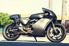 The Racester Sportster by Roland Sands Design