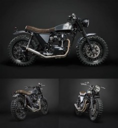 The Scrambler by Moto di Ferro