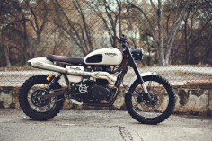 The ultimate Triumph Scrambler?