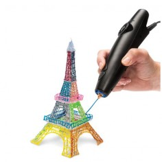 The World's First 3D Printing Pen - Hammacher Schlemmer #electronics #gadgets #drawings