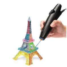 The World's First 3D Printing Pen - Hammacher Schlemmer #electronics #gadgets #drawings