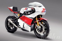 The Yamaha TZ750-Inspired YZF-R1 Custom That Saved  Roadracing