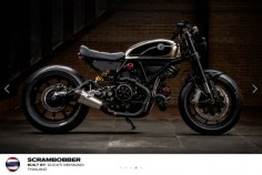 These Five Scrambler Ducati Custom Contest Finalists Are All Deeply Amazing