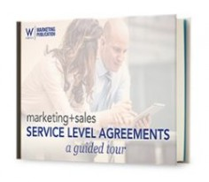 This is the most comprehensive, thorough look at marketing & sales alignment you'll ever find online—guaranteed. Think organizational #buy-in + #CRM and #marketing integration + #Interdepartmental agreements! ServiceLevelAgreements #SLA #InboundMarketing #Inbound #Marketing #Sales #Smarketing