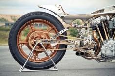 Thunderbike Motorcycle AMD Championship Custom Bike Building 2012