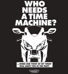 Time Machine T-Shirt — SportBike T-Shirts Store $ #sportbike #motorcycle #apparel #tshirt #graphic #sport #bike #tee #design #shirt #casual #sportsbike #sport #bike #Honda #CBR1000RR #CBR
