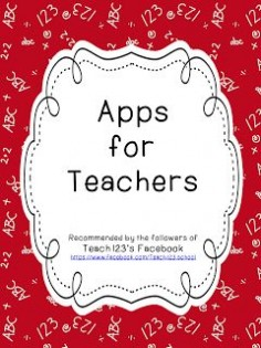 Tips for teaching elementary school: Apps for Kids
