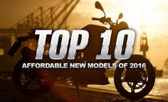 Top 10 Affordable New Models Of 2016