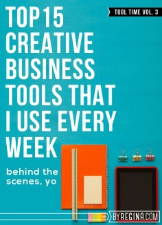 Top 15 Creative Business Tools