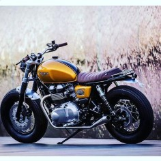 TRI - Triumph Riders India — Another masterpiece by @