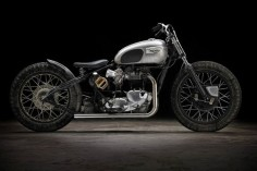 Triumph bobber by Southsiders