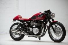 Triumph Bonneville 2