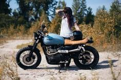 Triumph Bonneville – Clockwork Motorcycles