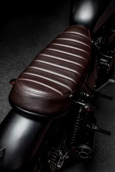 """Triumph Bonneville T100 """"Steadfast"""" (Macco) - Caferaceros"""