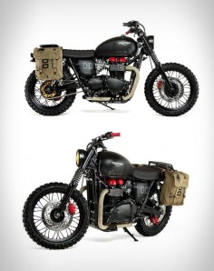 Triumph Bonneville Venom » Design You Trust. Design, Culture & Society.