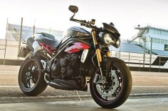 Triumph Speed Triple R and Triple S | Men's Gear