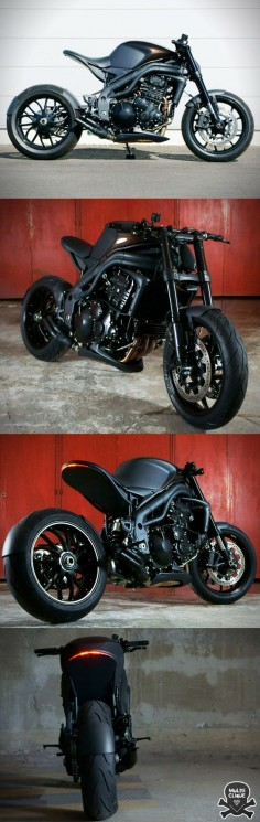 TRIUMPH SPEED TRIPLE ...