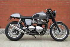 Triumph Thruxton 900 by Hess Motorrad » , le site suisse de l'information moto