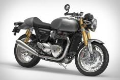 Triumph Thruxton R Motorcycle | Uncrate