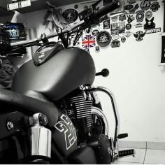 Triumph thunderbird storm, a melhor moto do Brasil.