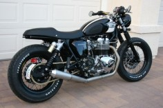 Triumph: Triumph Bonneville With British Custom, Triumph Bonneville British European Bikes