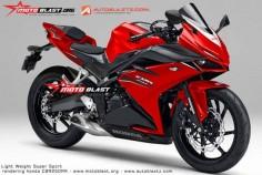 True Honda Super Sport Bike CBR250RR / CBR300RR   Lookout Yamaha R3 / Ninja 300 / KTM RC390 & Duke! The small cc Sportbike, Motorcycle market is heating