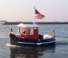 Tugboat to go with the Houseboat!