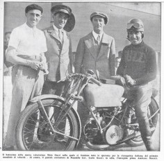 Twin Cylinder 1933 Guzzi