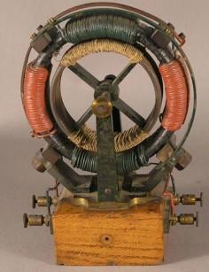 Two phase Tesla AC motor 1