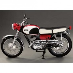 Two-Stroke Scramble: 1968 Yamaha Big Bear - Classic Japanese Motorcycles - Motorcycle Classics