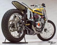 TZ 750 replica