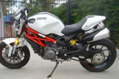 Used 2011 Ducati Monster 796 Pearl White