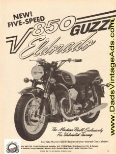 V 850 Eldorado, 1972