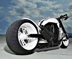 V-Rod no limit custom Faaker 2006
