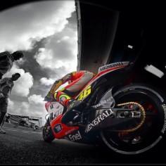 Valentino Rossi & Ducati.
