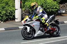 Valentino Rossi Isle Of Man TT
