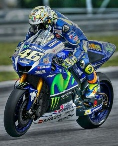 Valentino Rossi Philips Island Test Day