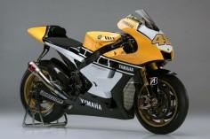 Valentino Rossi's 60th anniversary Yamaha YZR-M1