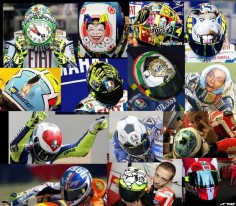 Valentino Rossi's helmets are made here | i caschi di Valentino Rossi sono fatti qui: