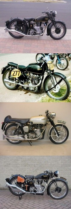 Velocette Motorcycles