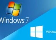 Ver Diez razones para actualizar en el último mes del Windows 10 gratis