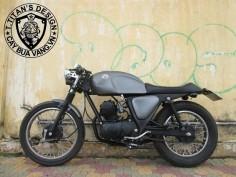 Bonus Cafe Racer 150cc