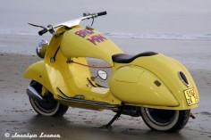 Vespa Acma 1954 Custom