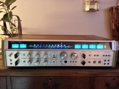 Vintage Akai AS-980 Monster Quad Receiver