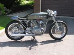Vintage Ducati Desmo