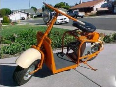 vintage motor scooters - Google Search